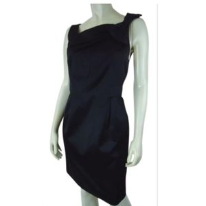 Yoana Baraschi Dress S Anthropologie Cotton Silk